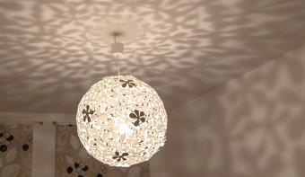 Ikea-Lampen pimpen: Mit einfachen Mitteln Unikate schaffen