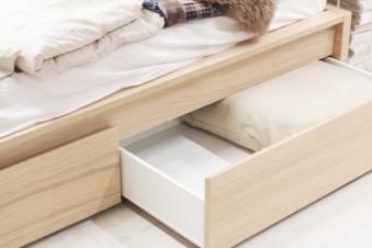 Es geht hoch hinaus - Das Ikea Malm Bett ist gewachsen