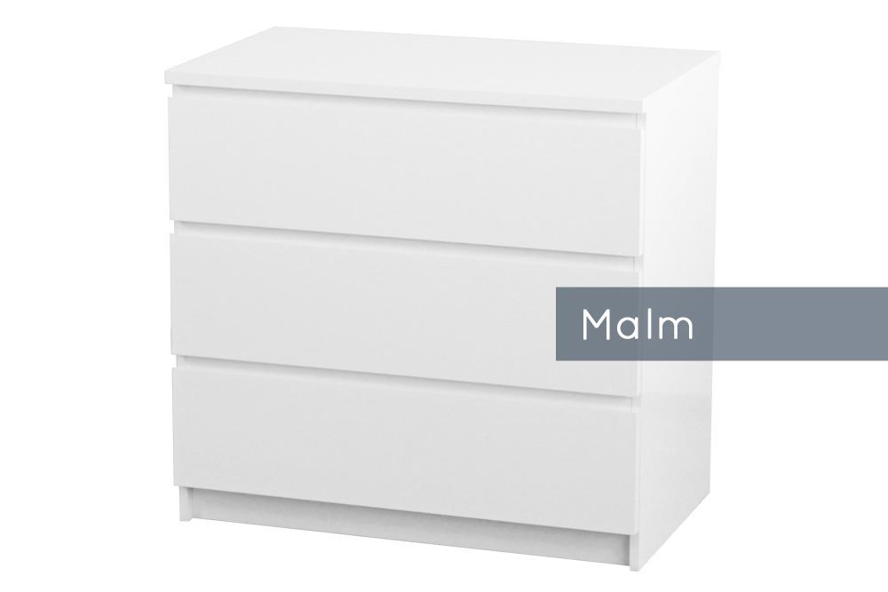 Ikea malm the original ikea malm billy head board and for Kommode ikea malm