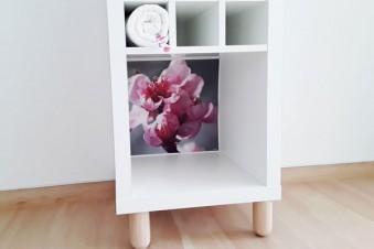 Neuer Look für dein Ikea Kallax Regal!