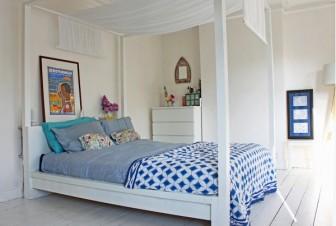 Das Ikea Malm Bett wird zum Unikat