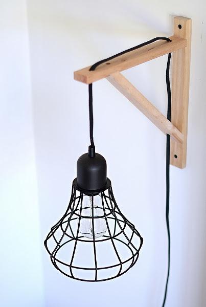 Ikea_Wandlampe_Ekby_Valter