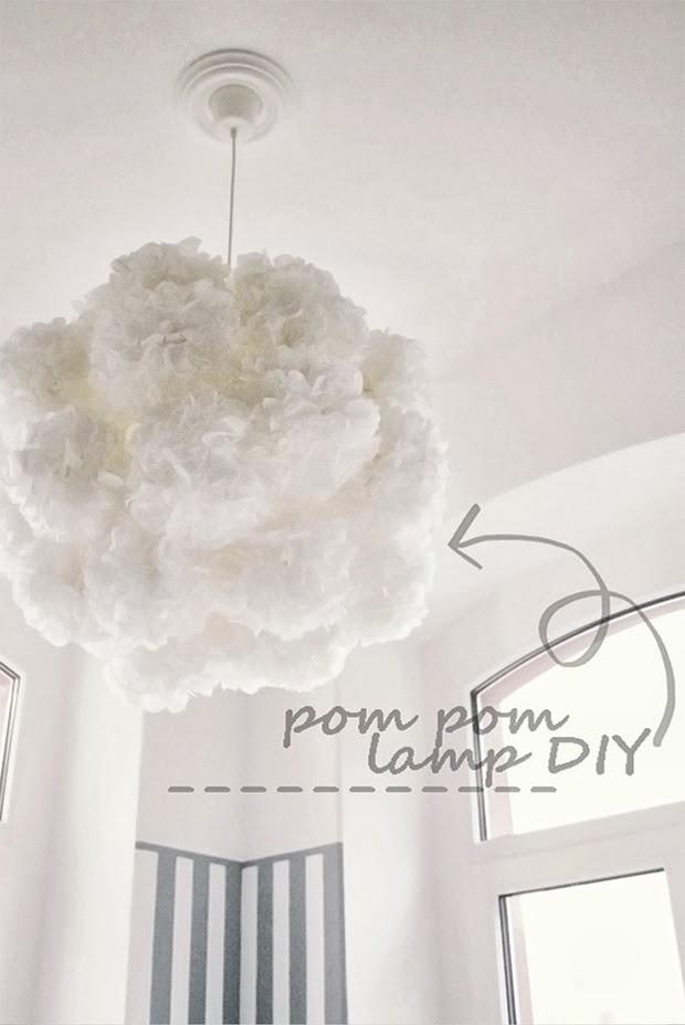 Papierlampe_Pom_Poms