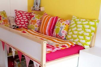 Ikea Kura Bett Kinderzimmer Hack