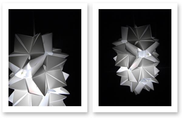 coole_lampe_aus_origami_faltelementen