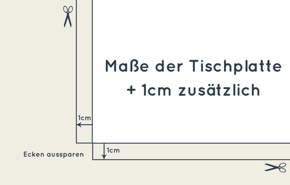 Dekor-Folie-f-r-Tischplatte-richtig-zuschneiden
