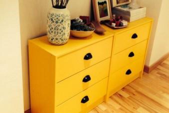 5 erstaunliche Wege, wie du aus deiner Ikea Kommode ein farbiges Highlight machst