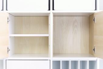 Regalboden für Ikea Kallax Tür: So schaffst du mehr Abstellfläche