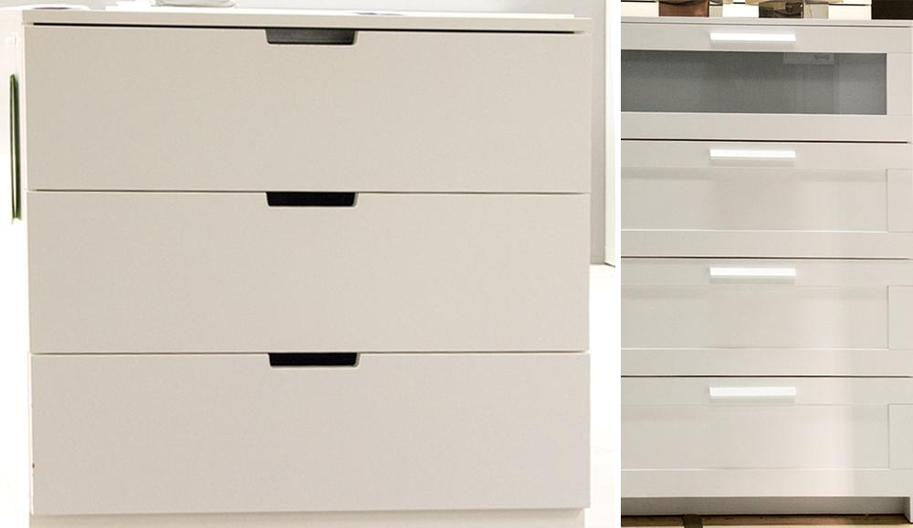 welche ikea kommode passt zu dir new swedish design. Black Bedroom Furniture Sets. Home Design Ideas