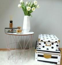 Mit Möbelfolien zum Schmuckstück gepimpt