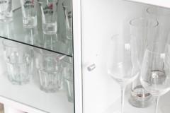 Glasboden für Kallax Regaleinsatz GLASA