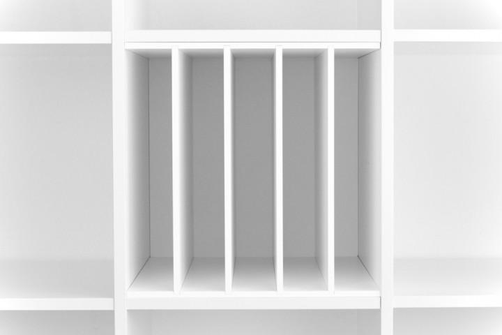schallplatten regal einsatz f r ikea kallax. Black Bedroom Furniture Sets. Home Design Ideas