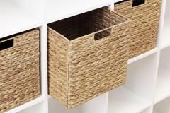 Für das Ikea Kallax Regal: Praktische Regalkörbe