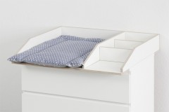 praktische wickelaufs tze f r die malm kommode in premium. Black Bedroom Furniture Sets. Home Design Ideas