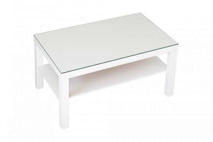 Ikea Lack Tisch Glasplatte (Sicherheitsglas)