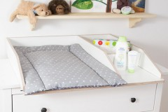 kompakter wickelaufsatz mit fach f r hemnes kommode jetzt bestellen new swedish design. Black Bedroom Furniture Sets. Home Design Ideas