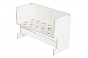 Ikea Malm Beistellbett (Designer Edition)