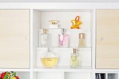 Ideale Präsentation von kleinen Gegenständen im Ikea Regal