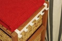 Handtuchhalter HOLGER für Molger Regale