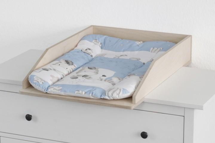wickelaufsatz kommode universell auf wickelkommode. Black Bedroom Furniture Sets. Home Design Ideas
