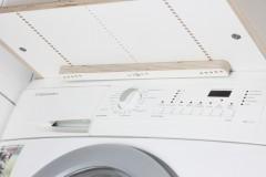 Wickelaufsatz auf Waschmaschine