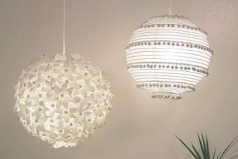 4 unglaubliche Makeover Ideen für die Ikea Regolit Lampe