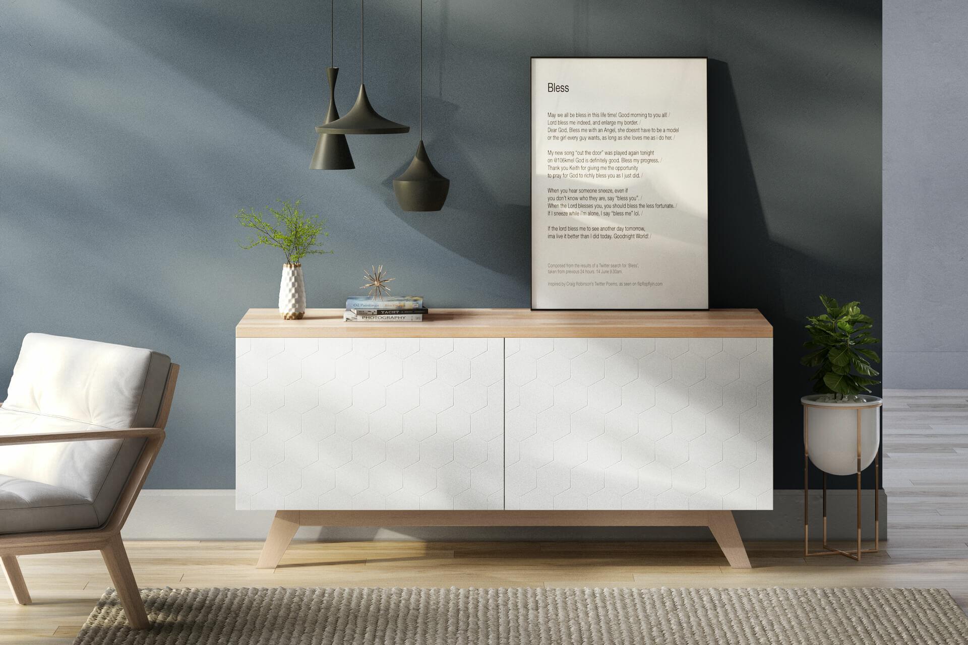 Ikea-Besta-Holzplatte