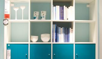 IKEA-Regale: KALLAX, der Allrounder im Wohnzimmer.