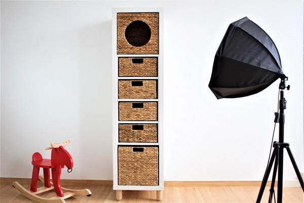 Ikea-Kallax-Hack-Big-Sven-mit-Korbelementen-ohne-Uhr