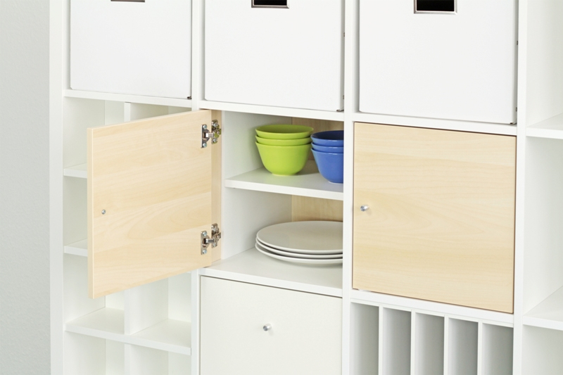 Ikea kallax t r regalboden new swedish design for Ikea kallax tisch