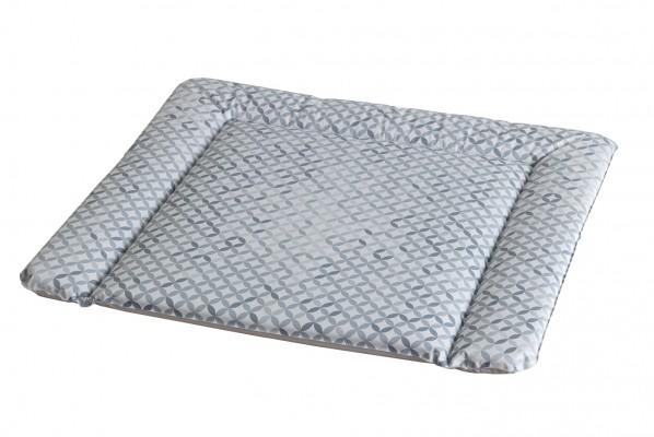 Frischer Wind im Kinderzimmer mit neuem Design Mosaik grau