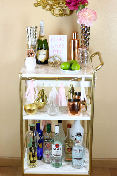 Ikea_DIY_bar_cart