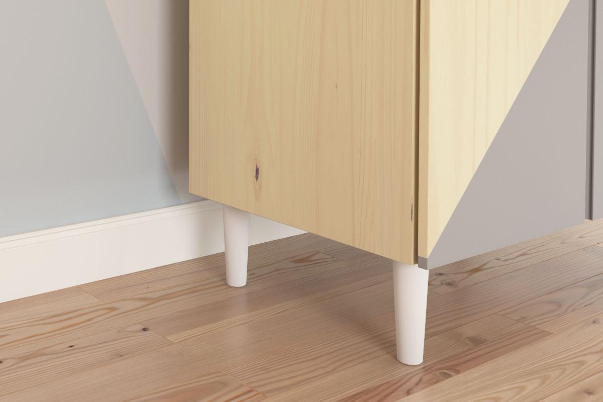Ikea Füße Holz.Holz Möbelfüße Für Ikea Möbel New Swedish Design
