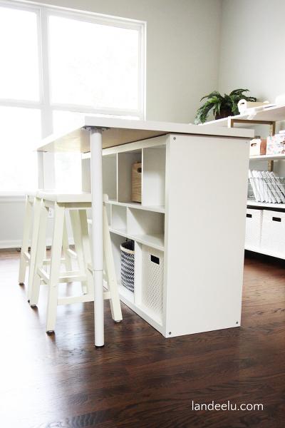 Ikea-Hack-Storage-Tisch