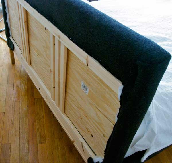 Kopfteil Bett Selber Machen polsterbett ganz einfach selber bauen design