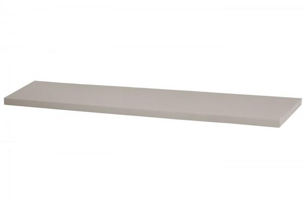 Hellgraues Sitzkissen für 111 cm breites Kallax Regal