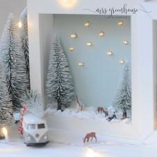 Ikea Weihnachtsdeko selber machen