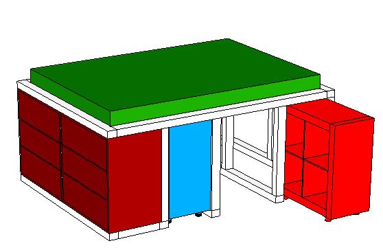 Kojenbett selber bauen  So ein ausgefallenes DIY Bett hast du noch nie gesehen | New ...