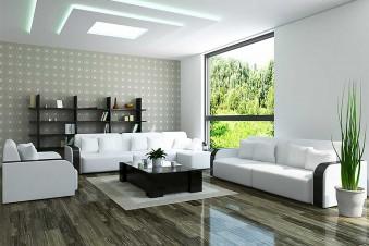 Wohnung stylisch gestalten: Stoff- und Tapetentrends 2015