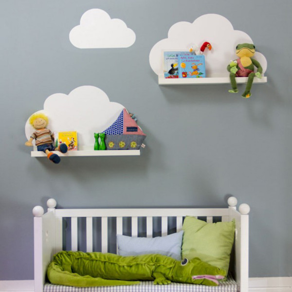 ikea_hack_Kinderzimmer_Ribba_Regal_Wolken