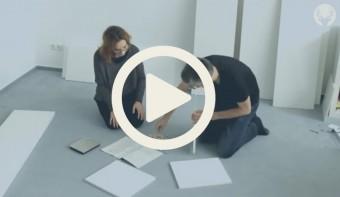 Das neue Ikea-Regal KALLAX (Teil 1) - unboxed!