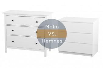 Hemnes oder Malm – welche Ikea-Kommode passt zu dir?
