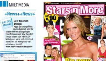 New Swedish Design - Site des Monats