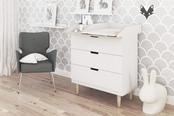 so wird aus deiner ikea nordli die perfekte wickelkommode new swedish design. Black Bedroom Furniture Sets. Home Design Ideas