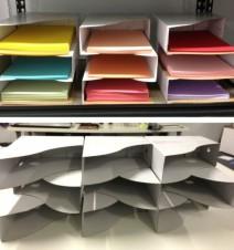 Praktische Storage Tipps für Scrapbook Profis