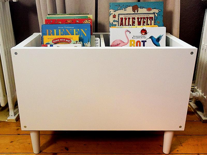 Ikea Kallax Hack Praktische Bücherbox Fürs Kinderzimmer New
