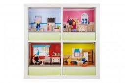 ikea hacks f rs kinderzimmer new swedish design blog new swedish design. Black Bedroom Furniture Sets. Home Design Ideas