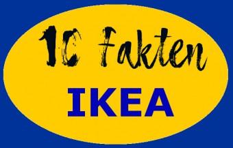 10 Fakten über Ikea, die du bestimmt noch nicht wusstest