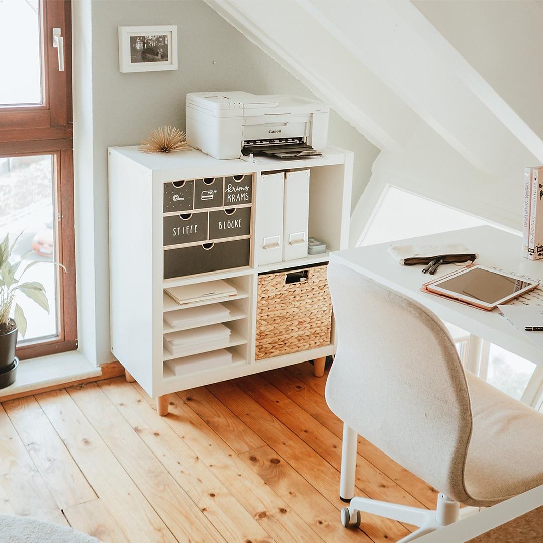 Praktische Ikea-Hacks für dein Home Office  New Swedish Design