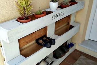 Originelle Storage Ideen für deine Schuhe